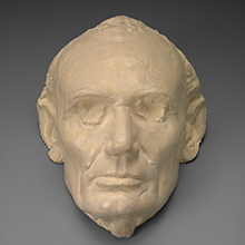 The Life Masks of Abraham Lincoln